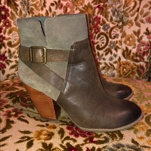 Beautiful Sole Society Booties